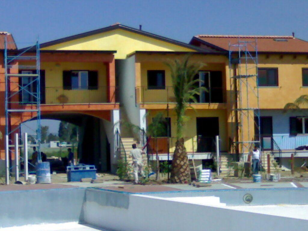 Centro turistico residenziale Riva Azzurra
