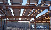 Struttura per impianto fotovoltaico