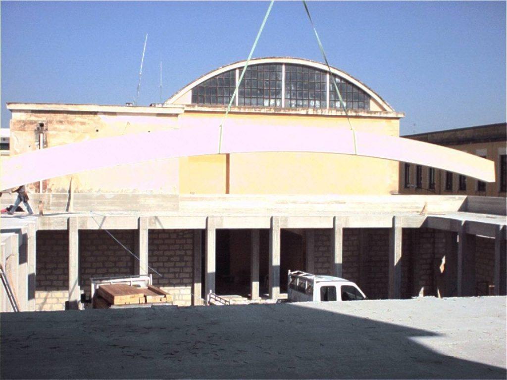 Mercato comunale di Valenzano